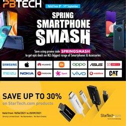 PB Tech offers in the PB Tech catalogue ( 9 days left)