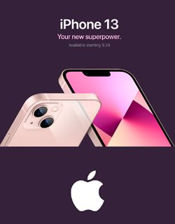 Electronics & Appliances offers in the Apple catalogue ( More than a month)