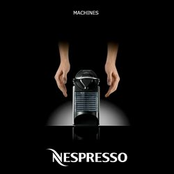 Offers from Nespresso in the Auckland special