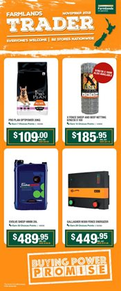 Cars, motorcycles & spares offers in the Farmlands catalogue in Christchurch