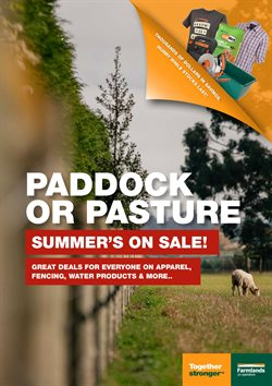 Offers from Farmlands in the Cromwell special