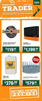 Hardware & Garden offers in the Farmlands catalogue ( Expires today )
