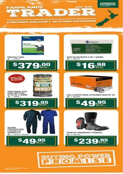 Hardware & Garden offers in the Farmlands catalogue ( 5 days left)