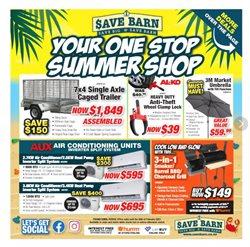 Save Barn catalogue ( Expired )