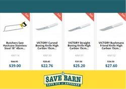 Save Barn catalogue ( 13 days left)