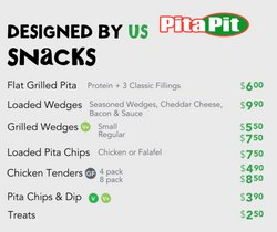 Pita pit catalogue ( 8 days left )
