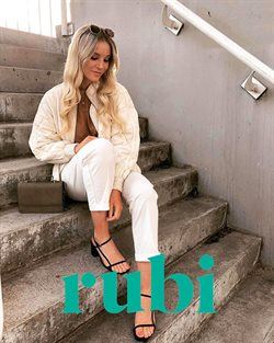 Rubi shoes catalogue ( Expired )