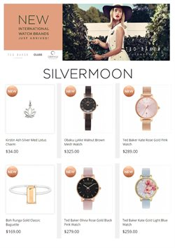 Offers from Silvermoon in the Auckland special