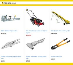 Hardware & Garden offers in the Topmaq catalogue ( 1 day ago)