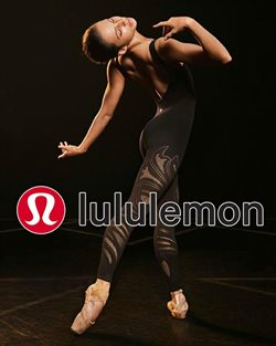 Sport offers in the lululemon catalogue in Queenstown