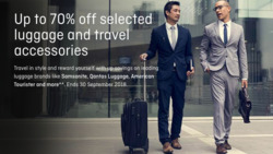 Offers from Qantas in the Auckland special
