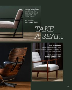 Homeware & Furniture offers in the Nood catalogue ( More than a month )