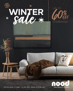 Department Stores offers in the Nood catalogue ( 4 days left)