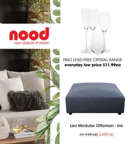 Nood offers in the Nood catalogue ( Expires today)