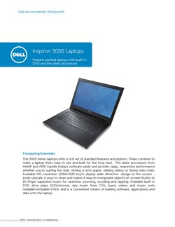 Offers from Dell in the Auckland special