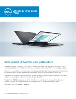 Dell catalogue ( More than a month )