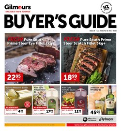Gilmours catalogue ( 13 days left )
