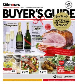 Christmas offers in the Gilmours catalogue ( 3 days left)