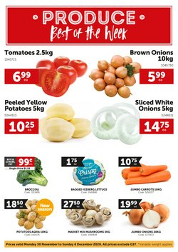 Supermarkets offers in the Gilmours catalogue ( 3 days ago )