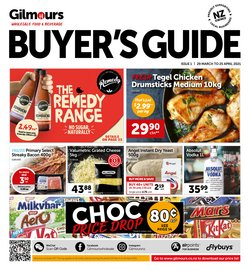 Easter offers in the Gilmours catalogue ( 3 days left)