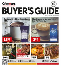 Mother's Day offers in the Gilmours catalogue ( 14 days left)