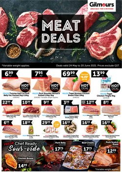 Gilmours offers in the Gilmours catalogue ( 3 days left)
