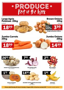 Supermarkets offers in the Gilmours catalogue ( 1 day ago)