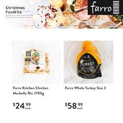 Farro Fresh offers in the Farro Fresh catalogue ( 3 days left)