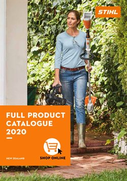 Hardware & Garden offers in the Stihl catalogue in Christchurch ( More than a month )