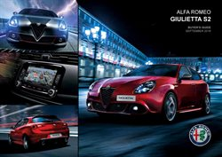 Offers from Alfa Romeo in the Auckland special