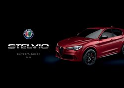 Alfa Romeo offers in the Alfa Romeo catalogue ( More than a month)