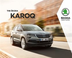 Škoda catalogue ( More than a month )