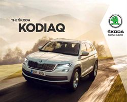 Škoda offers in the Škoda catalogue ( More than a month)