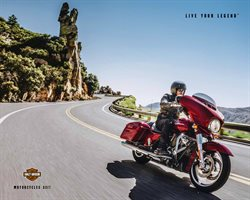 Offers from Harley Davidson in the Auckland special
