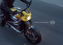 Harley Davidson catalogue ( More than a month )