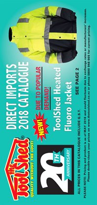 Hardware & garden offers in the The Tool Shed catalogue in Carterton