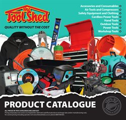 Hardware & Garden offers in the The Tool Shed catalogue in Auckland ( 28 days left )