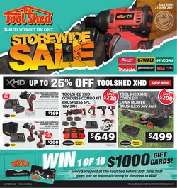 Hardware & Garden offers in the The Tool Shed catalogue ( 1 day ago)