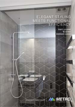 Metro Performance Glass offers in the Metro Performance Glass catalogue ( 9 days left)