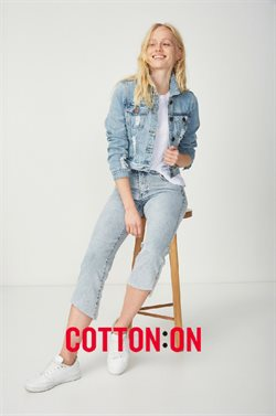 Offers from Cotton on in the Auckland special