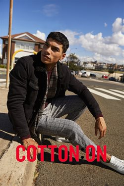 Clothing, shoes & accessories offers in the Cotton on catalogue in Christchurch