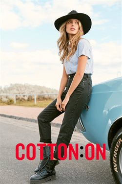 Clothing, shoes & accessories offers in the Cotton on catalogue in Rotorua