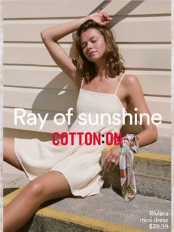 Cotton on offers in the Cotton on catalogue ( 7 days left)