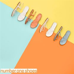 Number One Shoes catalogue ( More than a month )