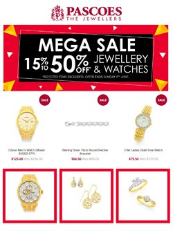 Offers from Pascoes in the Auckland special