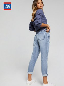 Clothes, Shoes & Accessories offers in the Just Jeans catalogue ( Expires tomorrow)