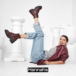 Clothes, Shoes & Accessories offers in the Hannahs catalogue ( 10 days left)