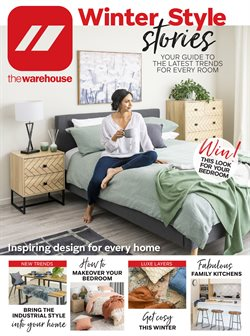 Homeware & Furniture offers in the The Warehouse catalogue in Inglewood