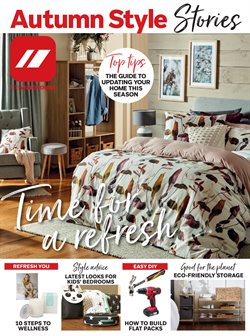 Homeware & Furniture offers in the The Warehouse catalogue in Palmerston North ( Expires today )