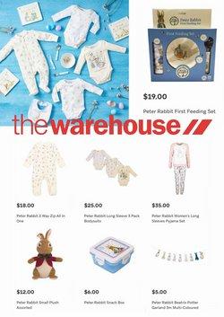 The Warehouse catalogue ( Expired )